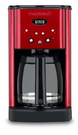 Cuisinart Brew Central DCC-1200 Brewer - 12 Cup - Red