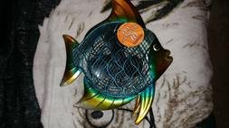 Deco Breeze Decorative Figurine Tropical Fish Table Fan/Heat
