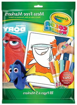 Disney Pixar Finding Dory Mess Free Markers