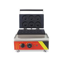 zinnor Donut Maker, Commercial Donut Machine Maker Waffle El