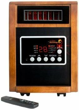 Dr. Infrared Heater with Humidifier and Oscillation Fan, 150