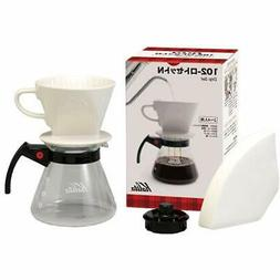 Drip Coffee Makers Set 102 - Lotto N 35163 By  Servers Serve