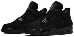 DS Nike Air Jordan IV 4 Black Cat 2020 Size 11 100% Authenti