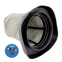 HQRP Dust Cup Filter for Dirt Devil F25 F-25 2SV1102000 3SV0
