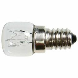 E14 T26 mini Light Bulb 15W Oven cooker 300°C standard inca