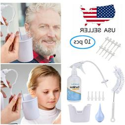 Ear Wax Removal Cleaning Kit Earwax Remover Cleaner Irrigati