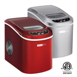 electric compact automatic countertop ice cube maker