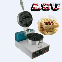Electric Egg Cake Oven Puff 110V Bread Maker Stainless Steel