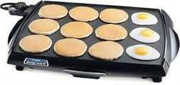 Electric Griddle Bbq Grill Indoor Barbecue Non Stick Cooker