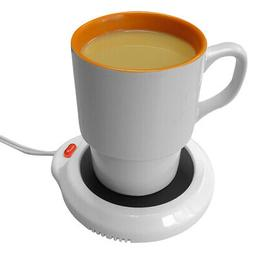 Evelots Electric Mug Beverage Warmer, Cup Heater for Coffee