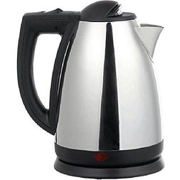 Brentwood 2-liter Electric Tea Kettle KT-1800, Stainless Ste