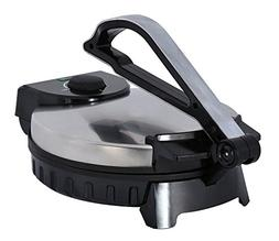 """Electric Tortilla Press 10"""" - Perfectly Round Homemade Torti"""