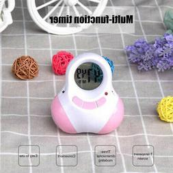 Electronic LCD Digital Magnetic Timer Baking Cooking Alarm C
