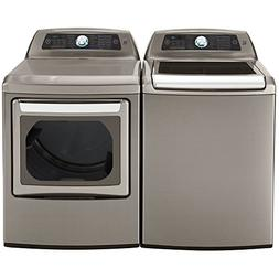 Kenmore Elite Top-Load Laundry 5.2 cu. ft. Washer & Electric