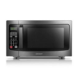 Toshiba  EM131A5C-BS Microwave Oven with Smart Sensor, Easy