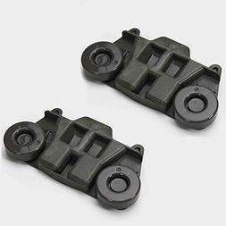 2 Pack of ERW10195416 For W10195416 Whirlpool Dishwasher Whe
