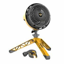 Vornado EXO5 Heavy-Duty Shop Air Circulator Fan with High-Im