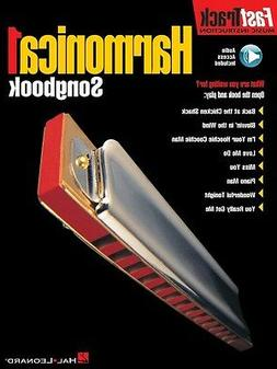 FastTrack Harmonica Songbook Level 1  Music Instruction Book