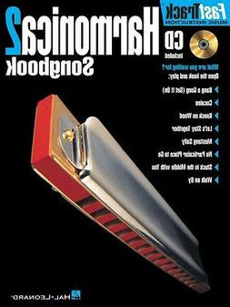 FastTrack Harmonica Songbook Level 2 Music Instruction Book
