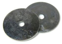 """Fender Washers Grade A Zinc Plated - 1/4""""  - Qty-100"""