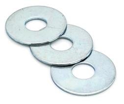 Fender Washers Zinc Plated Steel Large Diameter Washers - Si