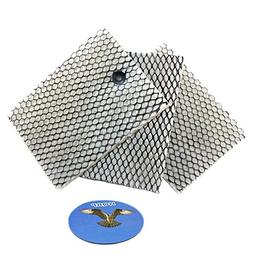 HQRP 3-Pack Filter for Bionaire Humidifier BCM630, BCM630B,