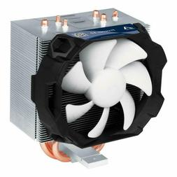 Freezer 12 – Compact and Quiet Semi Passive Tower CPU Cool