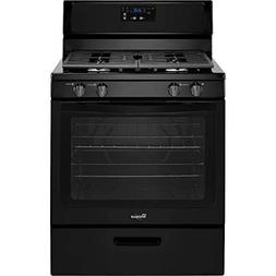 """WHIRLPOOL GIDDS-110952 30"""" 5.1 cu. ft. Single Oven Free-Stan"""