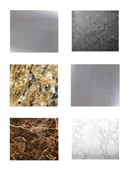 Granite, Marble, Soapstone and Stainless Steel Peel and Stic
