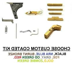 GTG Lower Parts Kit For Glock 17 19 Gen 1-3  Extended Contro