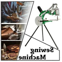 Hand Cobbler Shoe Repair Sewing Machine Dual Leather Cloth C
