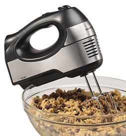 6 Speed Hand Mixer with QuickBurst  Hamilton Beach Kitchen A