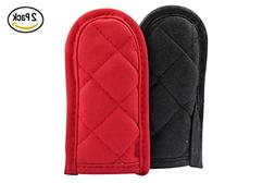 Hot Handle Holders/Mitts, Heat Resistant Oven Mitts Pot Hold