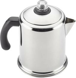 Heavy Duty Stove Top Percolator Yosemite Coffee Pot Maker 12