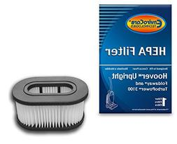 Generic Hoover Foldaway and TurboPower HEPA Filter 3100