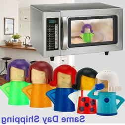 Hot Metro Angry Mama Microwave Oven Steam Cleaner Kitchen Ga