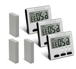 Hour Minute Second Count Up Countdown Digital Kitchen Timer,