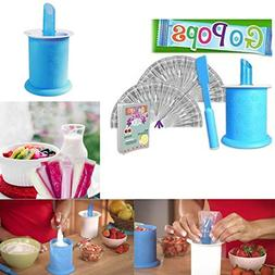 Ice Cube Maker Summer Go Pops Frozen Treat Maker Ice Cream M