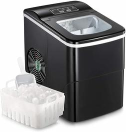 ice maker countertop portable automatic ready in
