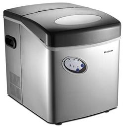 Igloo Extra-Large Ice Maker ICE115 Stainless Steel **OPEN BO