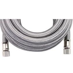 Certified Appliance Accessories IM120SS Braided Stainless St