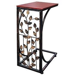 Indoor Multi-function Accent table Study Computer Desk Bedro