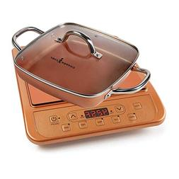 Copper Chef Induction Cooktop