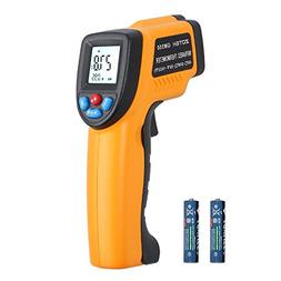 Rhinoco Infrared Thermometer Gun Non-contact Digital Laser T