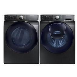 "Samsung Innovative ""ADD-A-WASH"" Laundry System Feauturing 27"