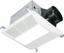 KAZE SEPD200L2 Quiet Bathroom Ventilation Exhaust Fan LED Li