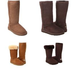 UGG Australia Kids Girls Classic Sheepskin Tall Winter Snow