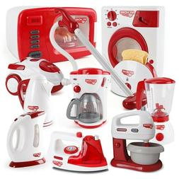 KIds Kitchen Toys Vacuum Cleaner Mixer Educational Appliance