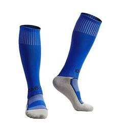 xikun Kids Soccer Socks Boys Girls Knee High Long Sport Comp