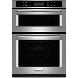 Kitchen Aid KOCE500ESS 30 Double Electric Wall Oven with 5.0